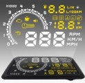 Head-up display OBDII universal